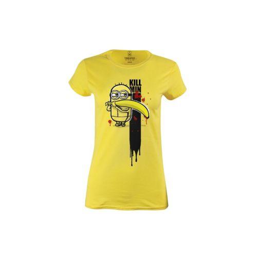 Dámské tričko Žluťas zabiják