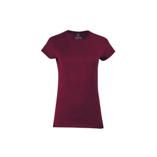 Dámské tričko Pure Burgundy