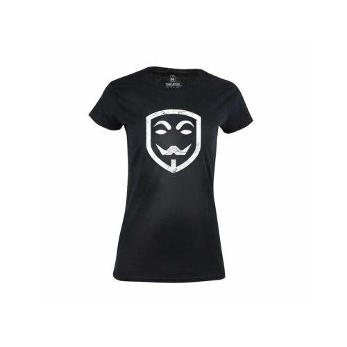 Dámské tričko Anonymous