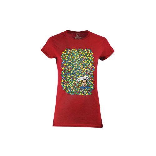 Dámské tričko Sheldonova Bazinga