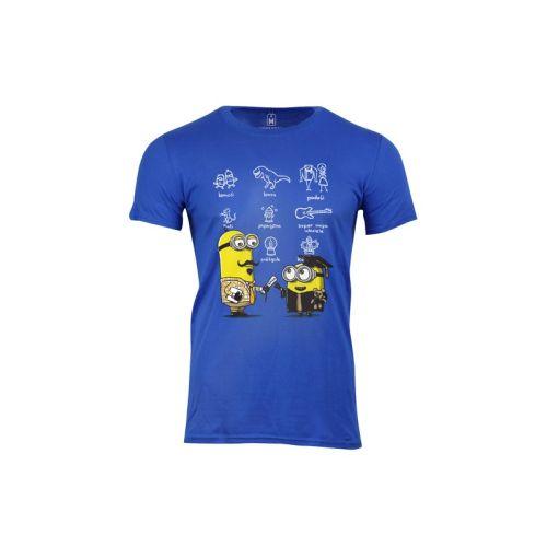 Pánské tričko Vystudovaný žluťas