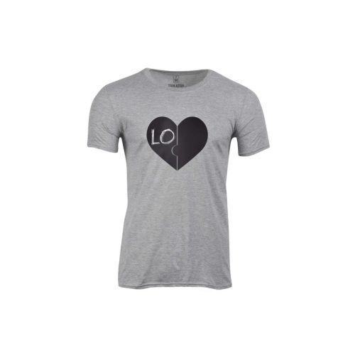 Pánské tričko Dvě srdce