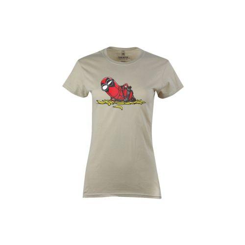 Dámské tričko Žluťas Dead