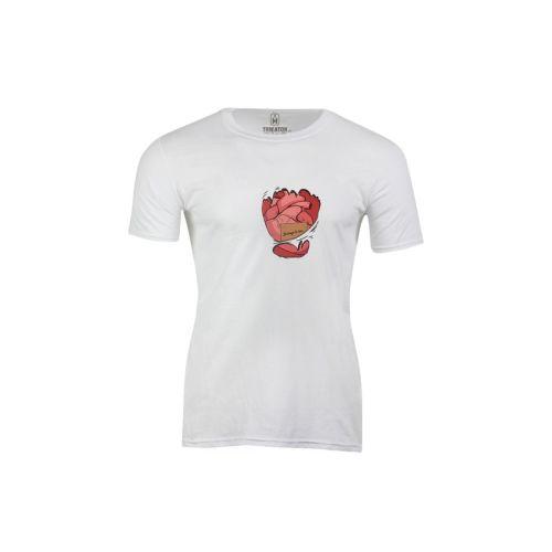 Pánské tričko Mé srdce patří..