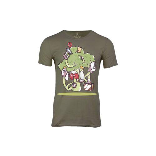 Pánské tričko Brokolice