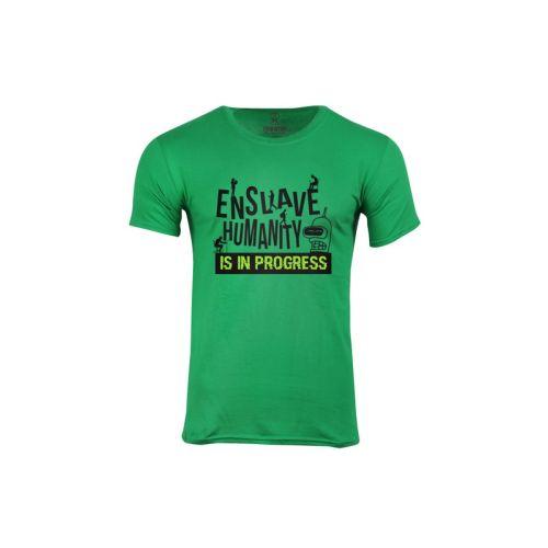 Pánské tričko Zotročení lidstva
