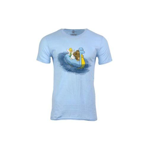 Pánské tričko Plavecká parta