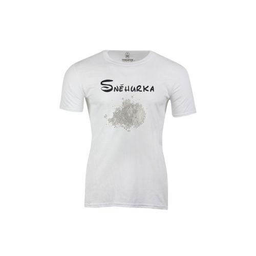 Pánské tričko Jako Sněhurka