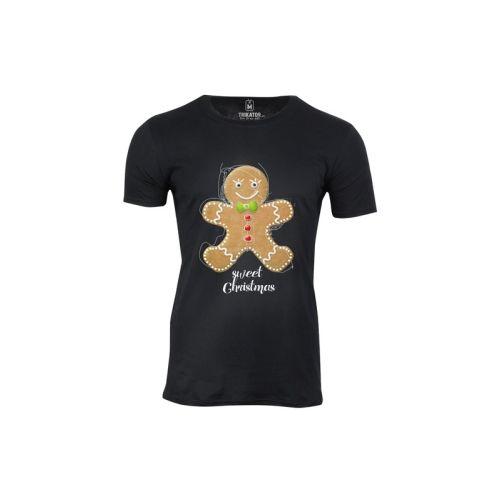 Pánské tričko Sladké Vánoce