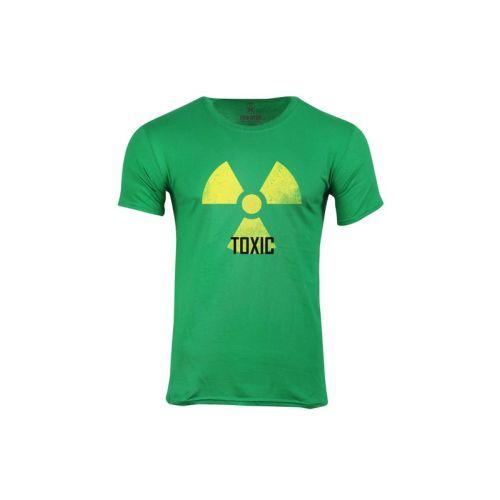Pánské tričko s nápisem Toxic