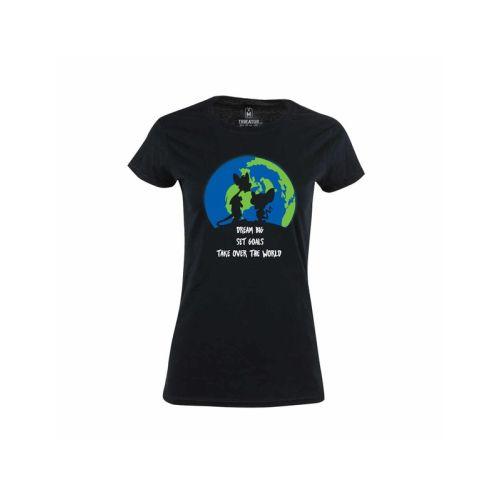Dámské tričko Ovládni svět