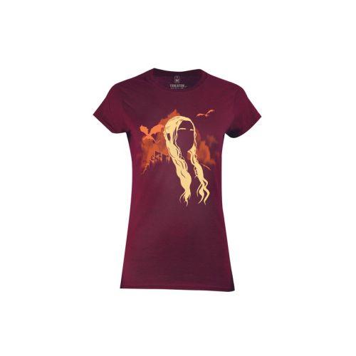 Dámské tričko Dračí královna (GOT)