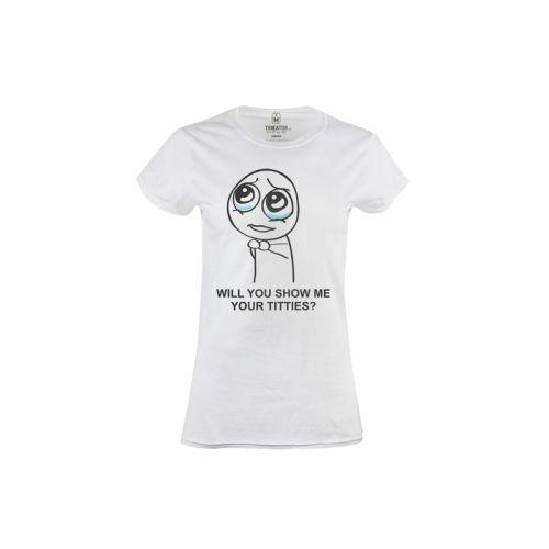 Dámské tričko Show Titties