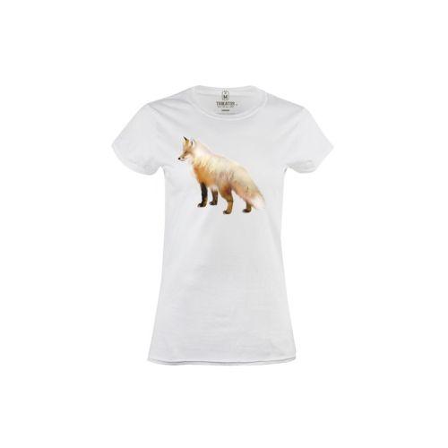 Dámské tričko Liščí návrat