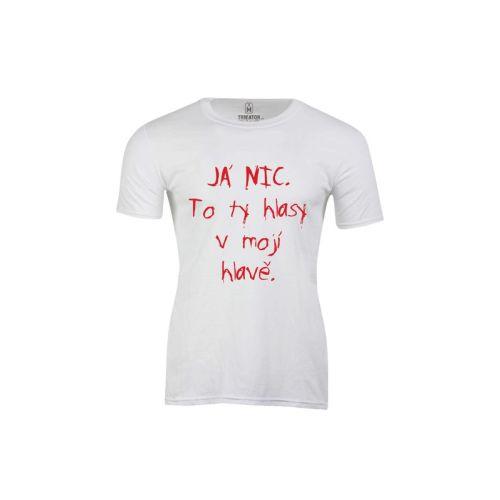 Pánské tričko Já nic