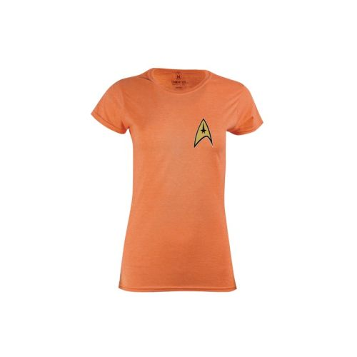 Dámské tričko s logem Starfleet