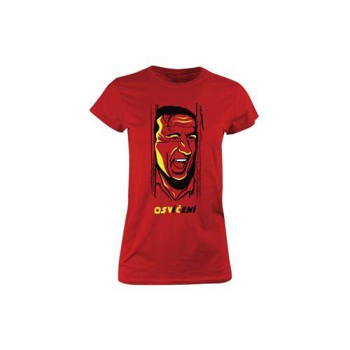 Dámské tričko Osvícení