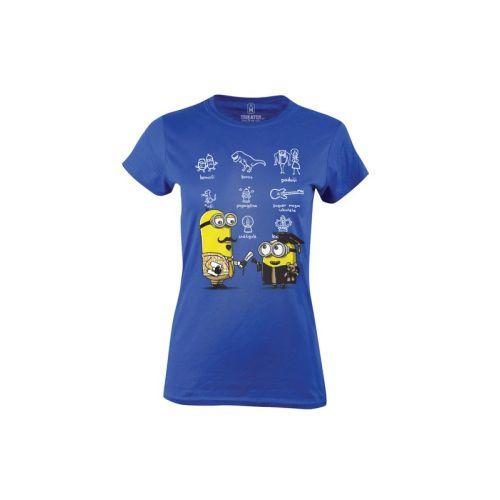 Dámské tričko Vystudovaný žluťas