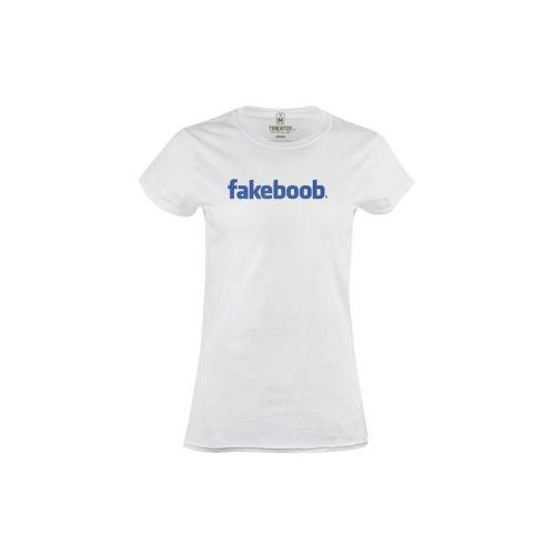 Dámské tričko Falešná prsa