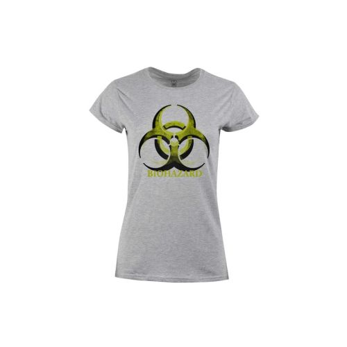Dámské tričko Biohazard