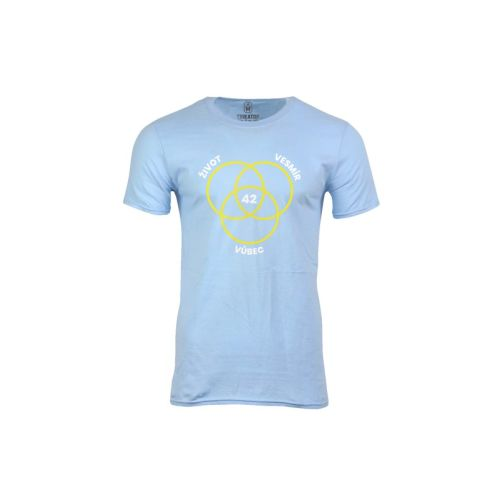 Pánské tričko Život a Vesmír