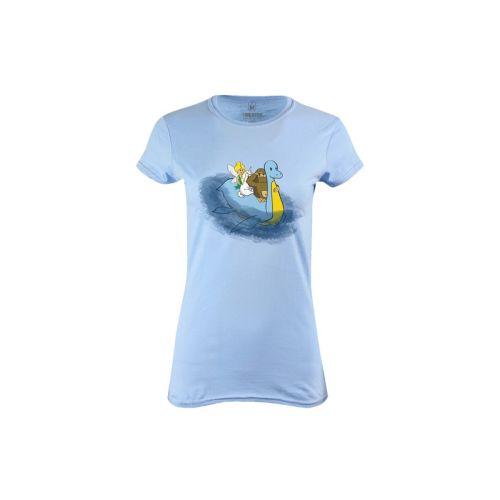 Dámské tričko Plavecká parta