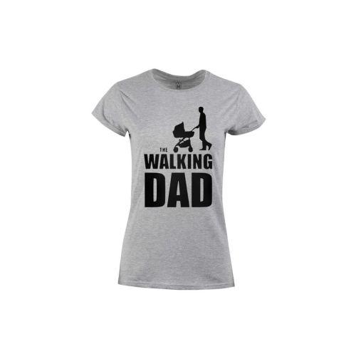 Dámské tričko Chodící táta