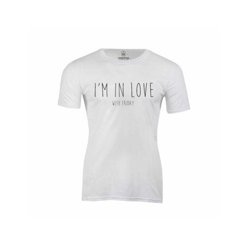 Pánské tričko Friday Lover