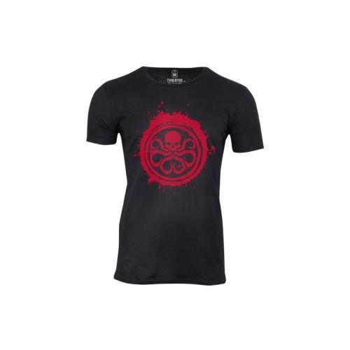 Pánské černé tričko Hydra