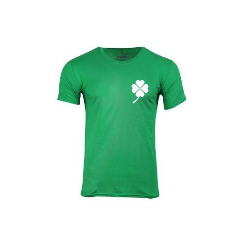Pánské tričko Čtyřlístkové srdce