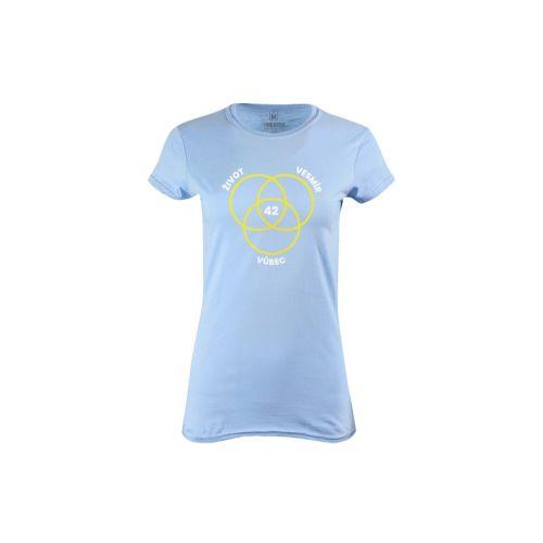Dámské tričko Život a Vesmír