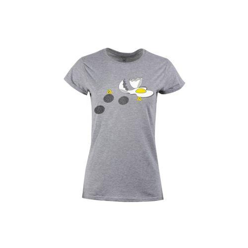 Dámské tričko Vajíčková nehoda
