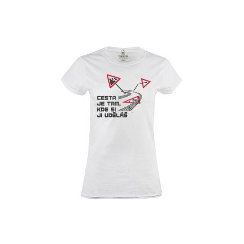 Pánské tričko Neřídím se pravidly