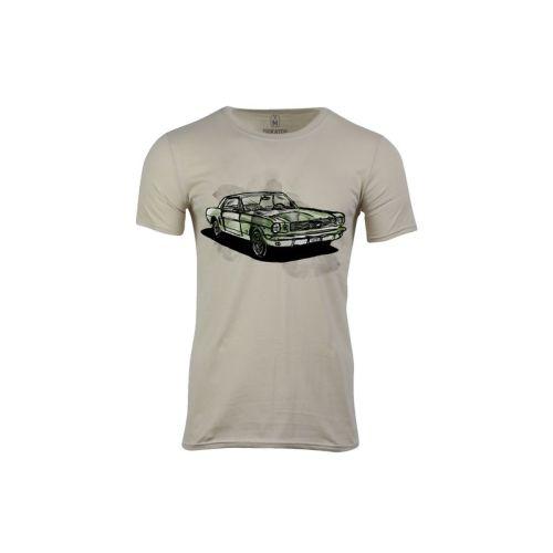 Pánské tričko Retro auto