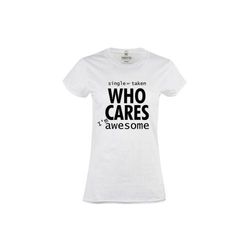 Dámské tričko Jsem úžasná
