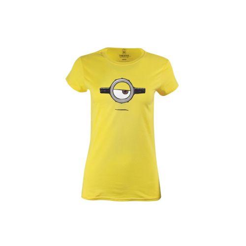 Dámské tričko Smutný žluťas