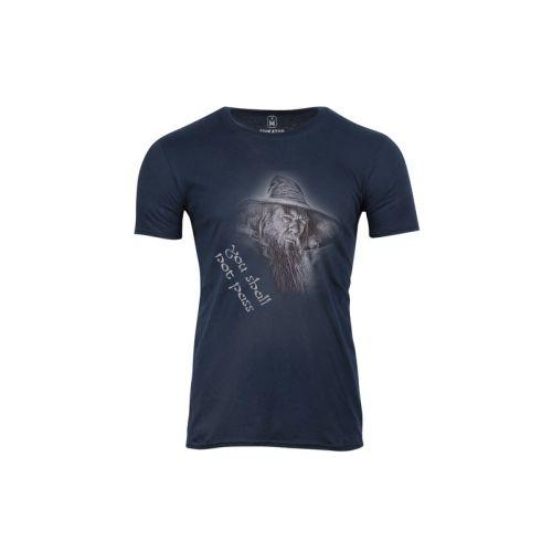 Pánské tričko Gandalfovo neprojdeš