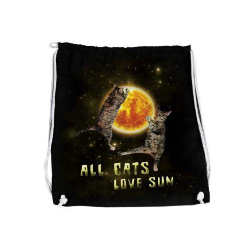 Batoh Kočky milují slunce