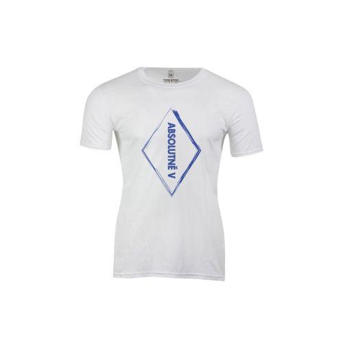 Pánské tričko Absolutně v kosočtverci