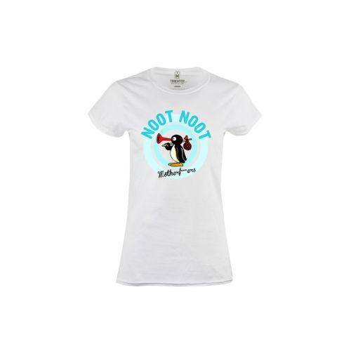 Dámské tričko Tučňák Pingu