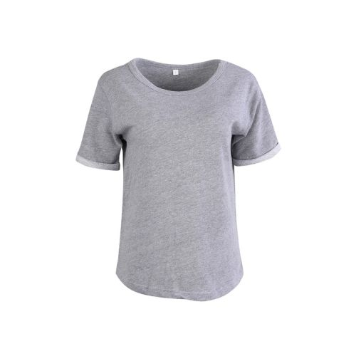 Dámské šedé tričko Chill