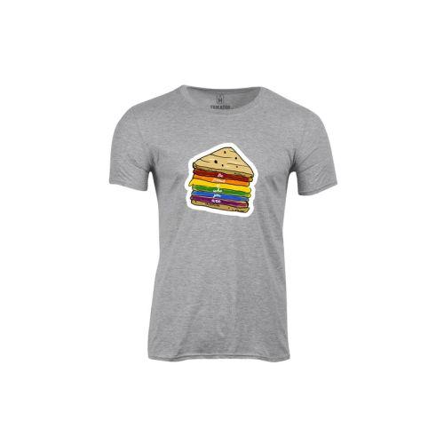 Pánské tričko LGBT Sendvič