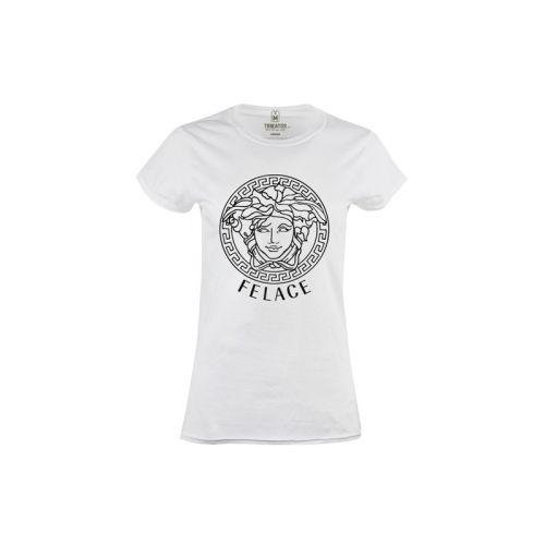 Dámské bílé tričko Felace