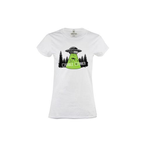 Dámské tričko Single taken