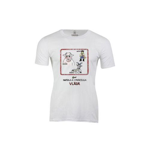 Pánské tričko Vláda 2019