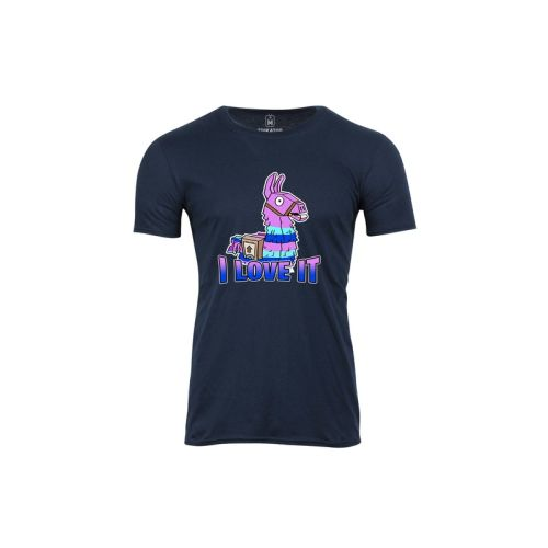 Pánské tričko I love Lama
