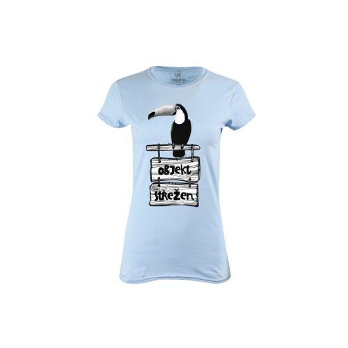 Dámské tričko Hlídač Tukan
