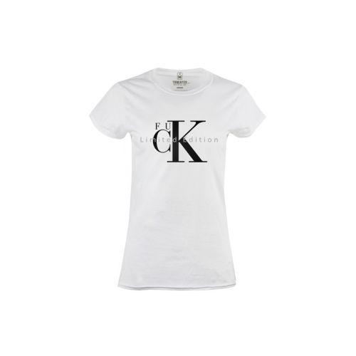 Dámské tričko fu(CK)