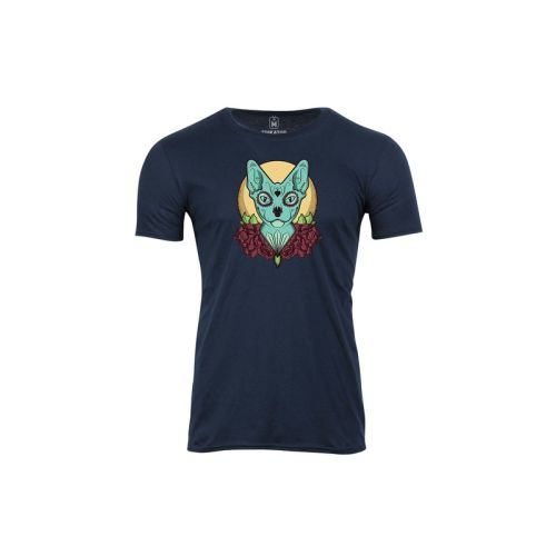 Pánské tričko La Muerte Cat