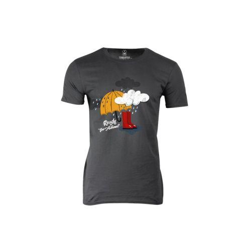 Pánské tričko Připraven na podzim
